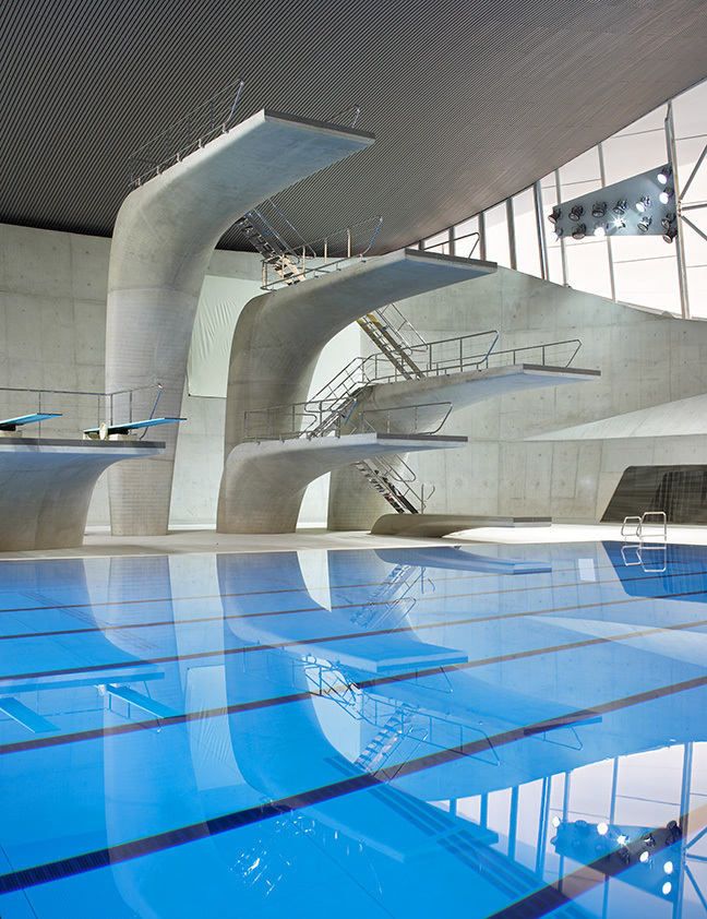 The Aquatic Centre