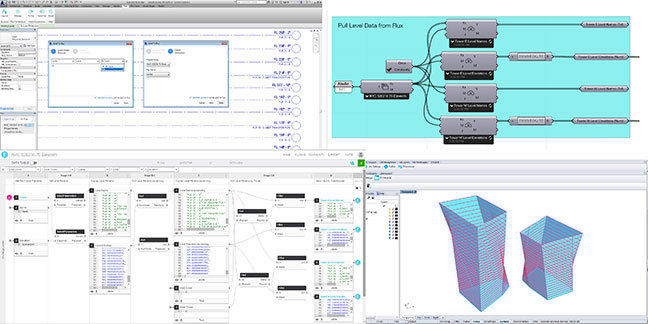 Interoperable Workflows for Synchronous Design and Documentation