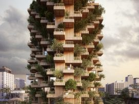 Penda Stacked - Chris Precht
